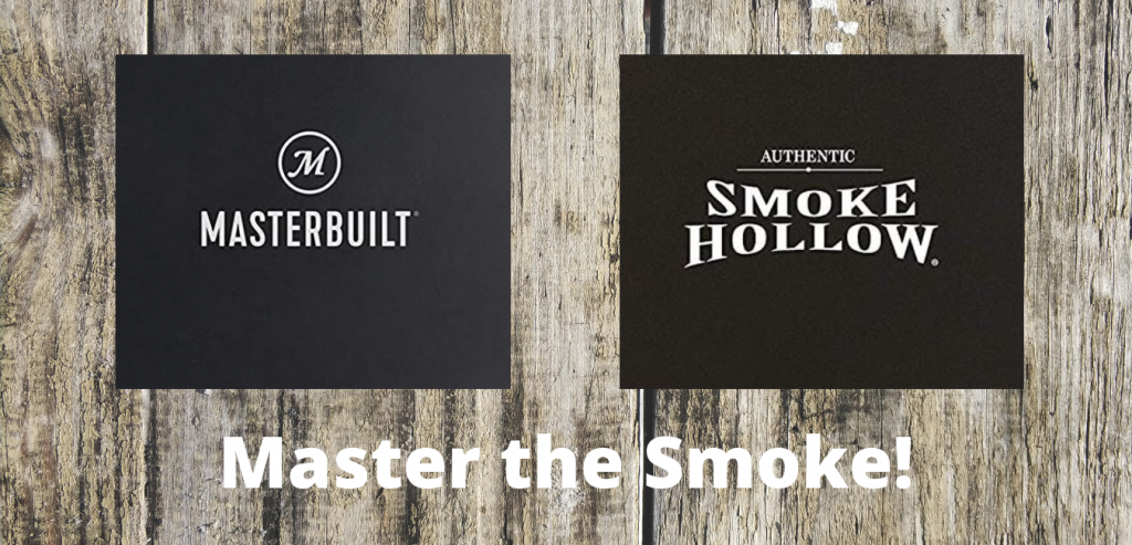 Masterbuilt and Smoke Hollow